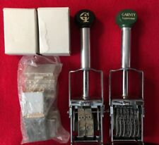 Vintage Collectable Garvey Supreme Lot Of 2, 5 Band Marker & Replacements + Pads