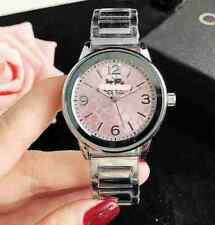 2020 New Women's Dress Without box Stainless steel Fashion Digital Watch 02
