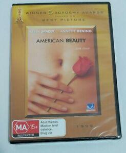 American Beauty DVD Brand New & Sealed Region 4 PAL
