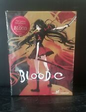 Blood-C: The Complete Series (Blu-ray/DVD, 2013, 4-Disc Set)