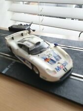 Scalextric Porsche GT1 with LED headlights