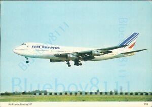 Air France Boeing 747 Charles Skilton