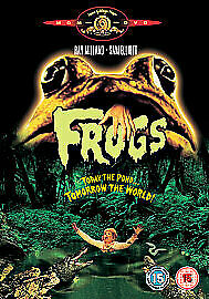 Frogs (DVD, 2005)