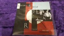 LIVING IN A BOX ROOM IN YOUR HEART/blow the house down 1989 7 INCH VINYL SINGLES