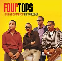 The (4) Four Tops ~ I Can't Help Myself ~ NEW CD ~ Hits Collection  Very Best of