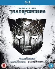 Transformers: 3 Movie Set (Blu-ray)