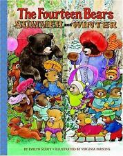 The Fourteen Bears in Summer and Winter Deluxe Golden Book