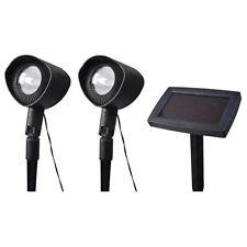 Moonrays Spotlight with Remote Solar Panel
