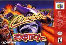Cruis''n Exotica N64, New Nintendo 64