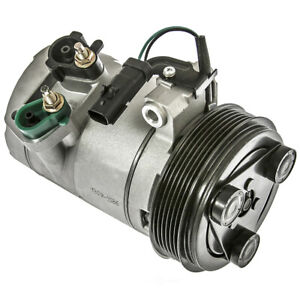 A/C Compressor Omega Environmental 20-21795-AM fits 07-11 Dodge Nitro 4.0L-V6