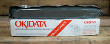 Okidata: OEM Okifax Black Toner Cartridge - Model 1000, 1050, 2200 | NEW SEALED