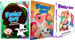 Family Guy Season 1-17 17 18 19 DVD Free USPS Shipment, 2-5 Days Delivery New