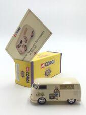 volkswagen transporter 1/50 corgi camions d'antan n4/50 boite cert proch du neuf