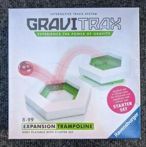 Ravensburger Interactive Track System Gravitrax Expansion Trampoline NIB STEM