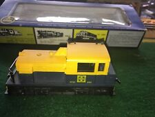 AHM HO Santa Fe Plymth MDT Switcher Diesel Loco 332 Lubed Tested Runs Box