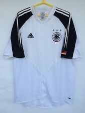 GERMANY 2004 2005  ADIDAS HOME FOOTBALL SOCCER SHIRT JERSEY TRIKOT