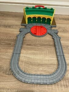 Take N Play Tidmouth Shed Play Set Thomas The Tank engine Friends Toy Kids