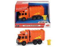 Dickie Müllfahrzeug Müllabfuhr Müllwagen Fahrzeug Auto Garbage Truck Cleaner