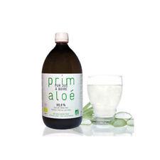 Pur Jus à boire Aloé Vera Bio 1L Prim Aloe