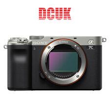 Sony A7C 24.2MP mirrorless Alpha fotocamera 3 anno di garanzia Regno Unito/EU ** nessuna IVA/dovere **
