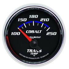 "Auto Meter Cobalt 2 1/16"" (52mm) Electric Transmission Temp Gauge 100-250 deg. F"