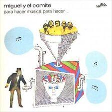 MIGUEL Y EL COMITE - PARA HACER MSICA, PARA HA NEW VINYL RECORD