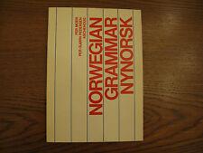 Norwegian Grammar Nynorsk