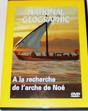 NATIONAL GEOGRAPHIC A LA RECHERCHE DE L'ARCHE DE NOE