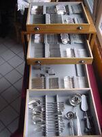 WMF 2000 für 12 Personen 140 Teile 90 versilbert fast wie NEU aus dem Laden