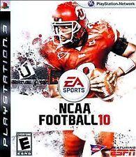 NCAA Football 10 (Sony PlayStation 3, 2009)