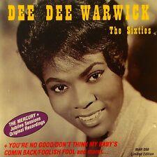 DEE DEE WARWICK 'The Sixties' - 25 Tracks