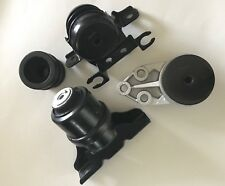 4 PCS MOTOR AND TRANSMISSION MOUNT FOR 2001-2004 FORD ESCAPE MAZDA TRIBUTE NEW
