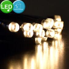 Jette des guirlandes pour le sapin Noël avec filet lumineux à guirlande 130 LED