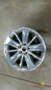 "2011 Ford Taurus 19"" WHEEL RIM 19x8, 5 lug, 4-1/2"" ALUM"