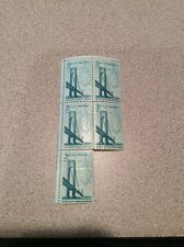 US Scott #1258, 5 Verrazano-Narrows Bridge Stamps, MNH