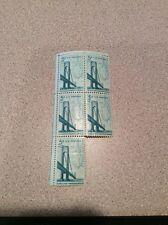 US Scott #1258, 5 Verrazano-Narrows Bridge Stamps, MNH