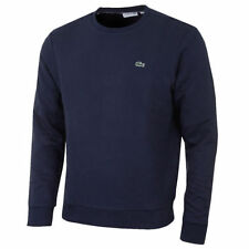 Lacoste Cotton Long Jumpers & Cardigans for Men