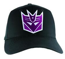 Decepticons Transformers Hat Baseball Cap Alternative Clothing Megatron Anime