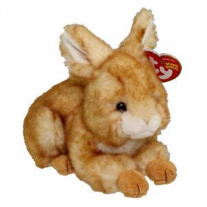 TY Beanie Baby - MINKSY the Bunny (6 inch) - MWMT's Stuffed Animal Toy
