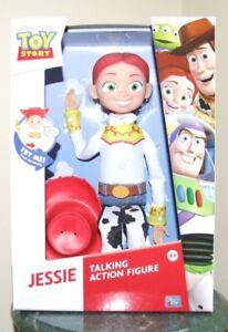 HTF Jessie Talking Action Figure - NIB - Disney Pixar Toy Story /Thinkway Toys