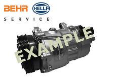 MERCEDES C E Class BEHR HELLA Compressor AC Air Conditioning 3.0-4.0L 2003-2009