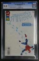 Amazing Spider-Man #408 Marvel Comics CGC 9.8 White Pages