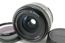 Nikon AF NIKKOR 28mm f/2.8 Wide Fix For Nikon F [Excellent+] w/ Caps From Japan