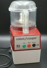 Robot Coupe R2n Commercial Food Processor With Work Bowl Lid And Blade Pls Read