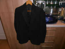 1925 Ranken & Co  Bespoke  Single Breasted   Black Tie Dinner Jacket size 36""