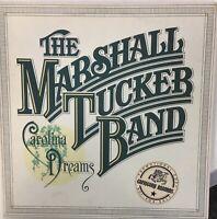 MARSHALL TUCKER BAND Carolina Dreams PROMO EX LP 1977 Capricorn Lyric Insert