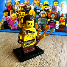 LEGO 71018 Minifigures SERIES 17 Roman Gladiator #8 Minifig SEALED NEW Trident