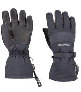 Marmot On Piste Glove Black Size Xl