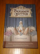 CURIOUS CASE OF BENJAMIN BUTTON HB GRAPHIC NOVEL QUIRK 9781594742811
