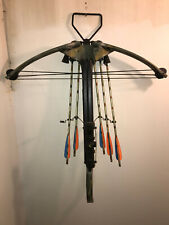 Barnett Quad 300 Crossbow with Scope, Extra Bolts and Block Target